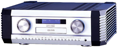 Musical Fidelity KW250S buizenversterker/all in one