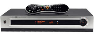 Dual-tuner DVR