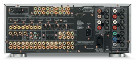 Marantz AV receiver: 8001