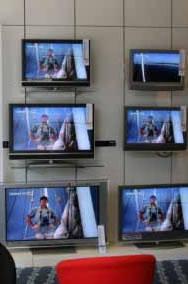RAF lcd televisies