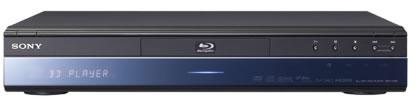 Sony BDP-S500 blu-ray