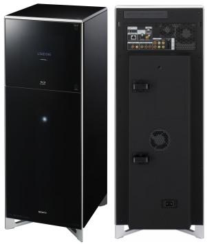 Sony media-Server, voor (blu-ray) films, muziek en foto's
