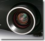 Epson EMP TW2000 lens