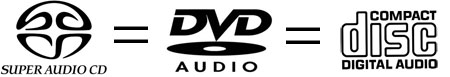 CD vs SACD vs DVD-Audio