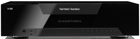 Harman Kardon DVC600 blu-ray mediacenter