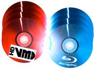 Blu-ray vs VMD