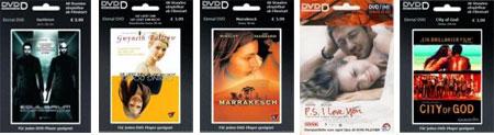 DVD-D releases