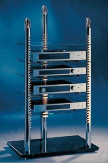 Losse Componenten in een Liko-Design rack