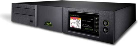 Naim HDX muziekserver
