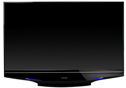 mitsubishi laser televisie LaserVue