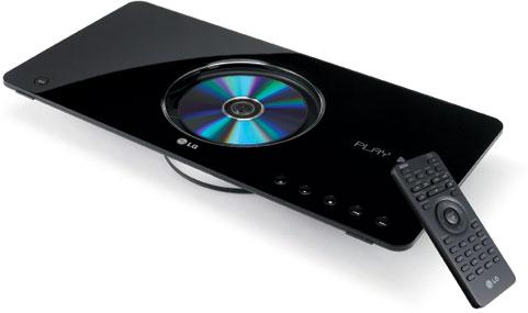 lg-dv45 DVD speler