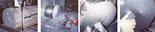 Fabricage van de Platenspeler Mat1/2