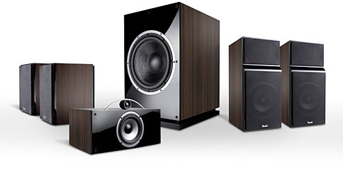 teufel theater 200 surround luidsprekers avblog hifi. Black Bedroom Furniture Sets. Home Design Ideas