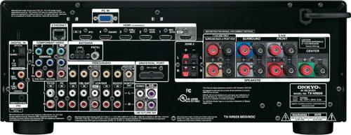 Onkyo AV-receivers TX-SR309, TX-NR509 en TX-NR609