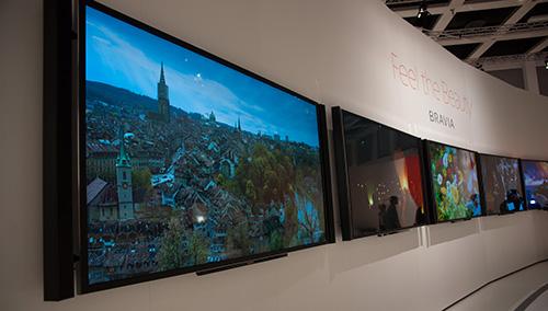 84 inch 4k tv groter en scherper beeld met de sony kd 84x9005 avblog hifi audio video - Tv josephine huis van de wereld ...