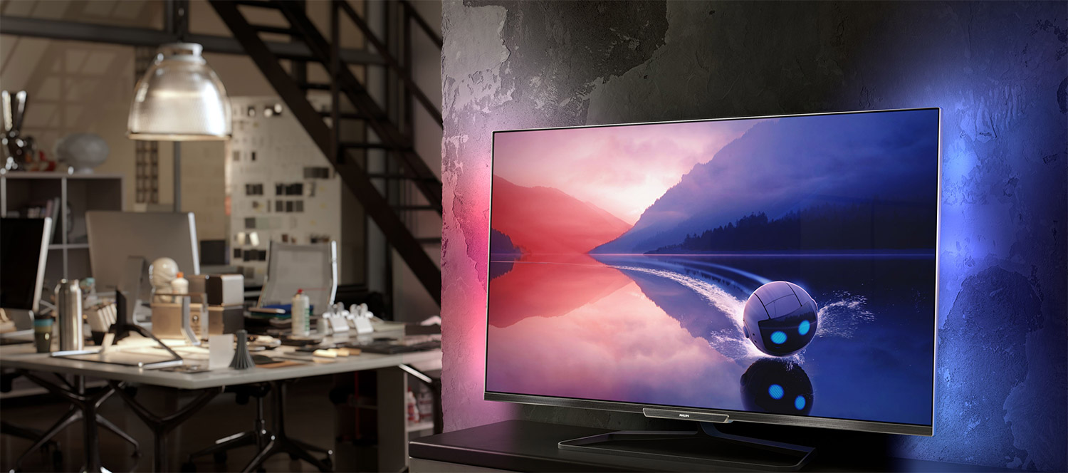 Philips 8008-led smart tv